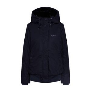 mazine Zimní bunda  černá