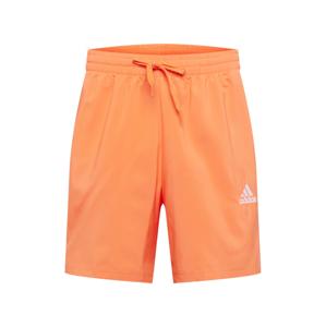 ADIDAS PERFORMANCE Sportovní kalhoty 'CHELSEA'  oranžová
