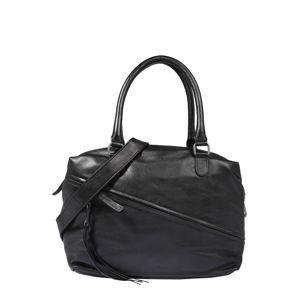 FREDsBRUDER Nákupní taška 'Lucky'  černá