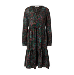 Molly BRACKEN Šaty  tmavě zelená / mix barev