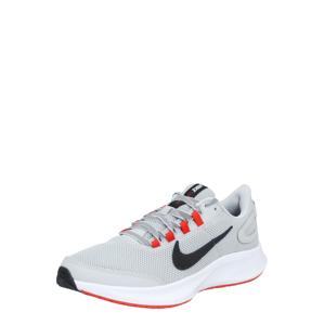 NIKE Běžecká obuv 'Run All Day 2'  černá / světle šedá / červená