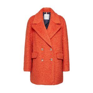 TOMMY HILFIGER Přechodný kabát 'PHOEBE'  červená