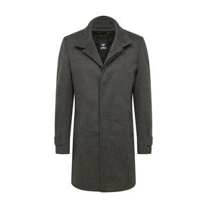 STRELLSON Přechodný kabát  tmavě šedá