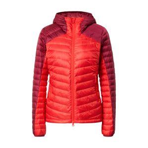 Bergans Přechodná bunda  červená