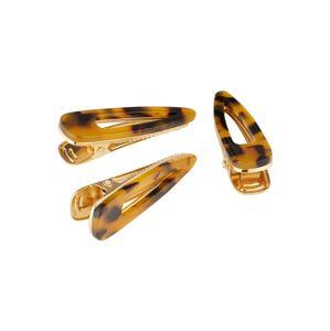 PIECES Šperky do vlasů  zlatá