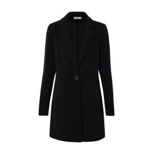 ONLY Přechodný kabát 'ONLSAVANNAH SPRING COAT'  černá