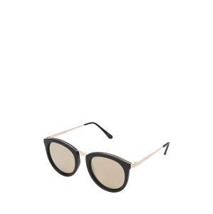 LE SPECS Sluneční brýle 'No Smirking'  zlatá / černá