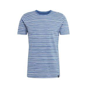 SHINE ORIGINAL Tričko  modrá / bílá / nebeská modř