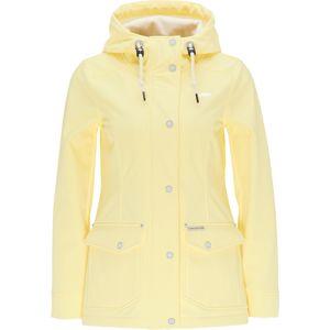 Schmuddelwedda Přechodná bunda  pastelově žlutá