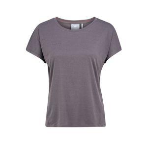 MAMMUT Funkční tričko 'Pali'  tmavě šedá