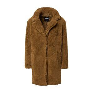 Urban Classics Přechodný kabát 'Sherpa'  hnědá