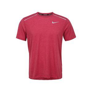 NIKE Funkční tričko  červená