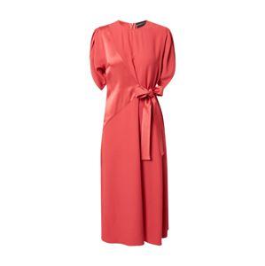 Sportmax Code Společenské šaty 'Verdier'  světle červená