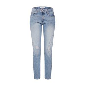 Calvin Klein Jeans Džíny 'CKJ 021 MID RISE SLIM'  modrá džínovina