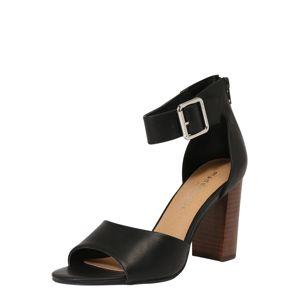 Madden Girl Páskové sandály 'HARPER'  černá