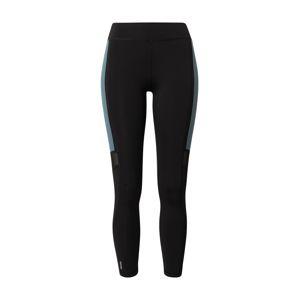 ONLY PLAY Sportovní kalhoty  černá / modrá