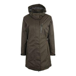 KILLTEC Outdoorový kabát 'Alisi'  olivová