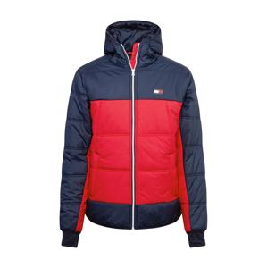 Tommy Sport Sportovní bunda 'INSULATION'  červená / námořnická modř / bílá