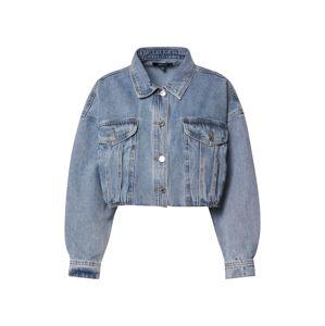 Missguided Přechodná bunda 'Jacket'  modrá