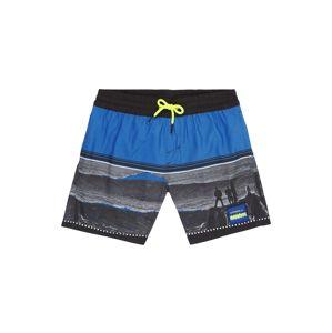 O'NEILL Plavecké šortky 'THE POINT'  černá / modrá