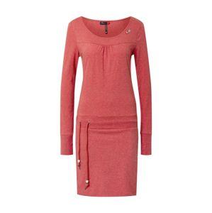 Ragwear Šaty 'Penelope'  červená