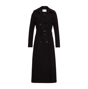IVY & OAK Přechodný kabát  černá