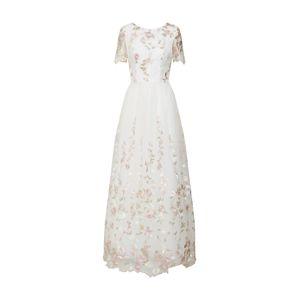 Chi Chi London Společenské šaty  mix barev / bílá