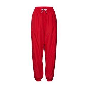 hummel hive Kalhoty 'CHRISTAL'  červená / černá / bílá
