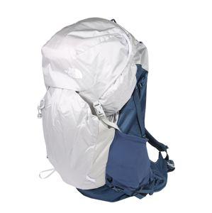 THE NORTH FACE Sportovní batoh  šedá / modrá