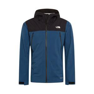 THE NORTH FACE Sportovní bunda 'TENTE'  černá / tmavě modrá