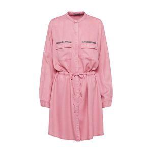 LTB Košilové šaty 'ELYA Short Wmn'  pink