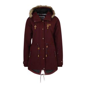 Picture Organic Clothing Sportovní bunda 'KATNISS'  burgundská červeň