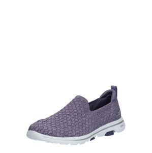 Skechers Performance Slipper 'GO WALK 5'  fialová