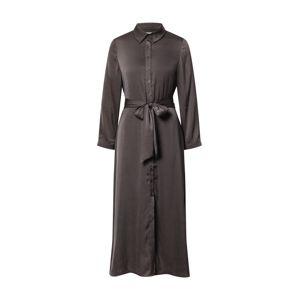Goosecraft Košilové šaty  šedá
