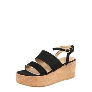 Raid Páskové sandály 'LIONA'  černá