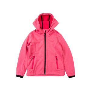 CMP Sportovní bunda  pink / černá