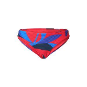 Seafolly Spodní díl plavek 'Hipster'  rezavě červená / modrá