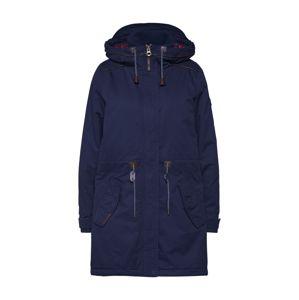 EDC BY ESPRIT Zimní kabát 'Padded'  námořnická modř