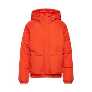 ABOUT YOU Zimní bunda 'Claude'  svítivě oranžová