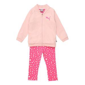 PUMA Sportovní oblečení  pink / růžová