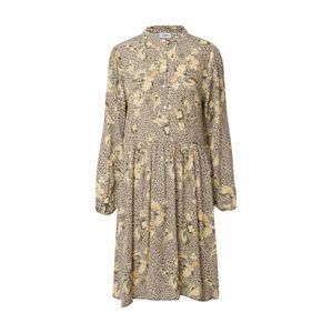 SAINT TROPEZ Košilové šaty  béžová