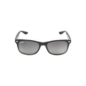 Ray-Ban Sluneční brýle 'JUNIOR NEW WAYFARER'  černá