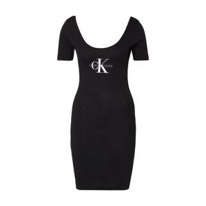 Calvin Klein Šaty  černá