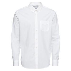 Banana Republic Košile 'CA SPW WHITE SOLID'  bílá