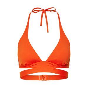 Seafolly Horní díl plavek  oranžová