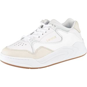 LACOSTE Tenisky 'Court Slam 319'  champagne / offwhite