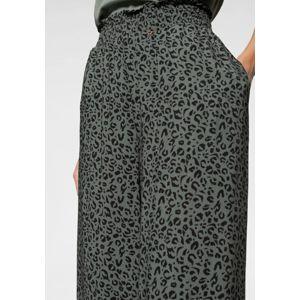 BRUNOTTI Kalhoty 'DELILAH'  olivová / černá