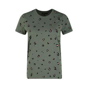BRUNOTTI Funkční tričko 'Peyton'  tmavě zelená / černá