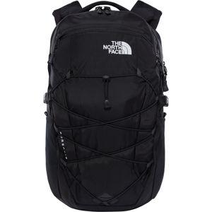 THE NORTH FACE Sportovní batoh 'Borealis'  černá / bílá