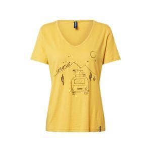 Tranquillo Tričko 'FAJOLA'  žlutá
